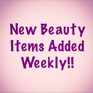 💋Make Your Own Beauty Sample Bundle!💄